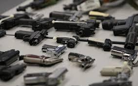 Crecen 30 por ciento muertes por arma de fuego en la Ciudad de México - Foto de archivo