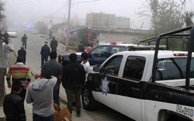 Matan a tres policías en Teziutlán - Foto de Twitter