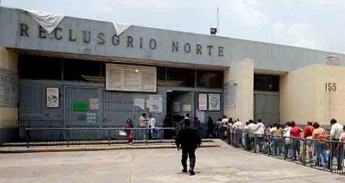 Dictan prisión preventiva a custodio del Reclusorio Norte - Foto de Internet