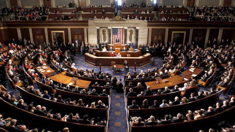 Republicanos optan por 'opción nuclear' para ratificar el nombramiento de Neil Gorsuch - Foto de AFP