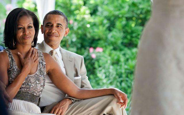 Barack Obama dedica mensaje de San Valentín a Michelle