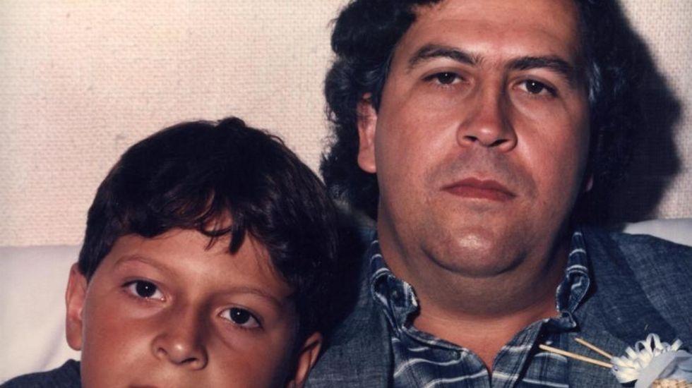 Once datos sobre Pablo Escobar como padre de familia - Foto de El Español.