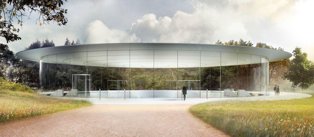 Apple Park abrirá en abril en California