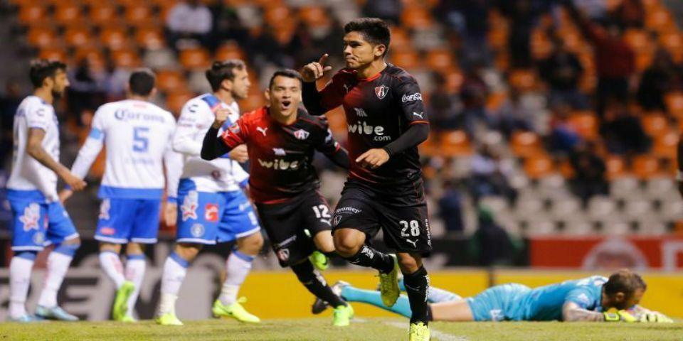 Atlas amarga debut de Cardozo con Puebla - Foto de Récord
