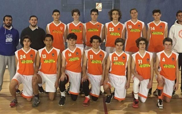 Retiran de torneo a equipo de basquetbol por insultar a rival en España - Foto de Twitter