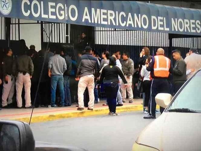 Dan de alta a menor herida en ataque en colegio de Monterrey