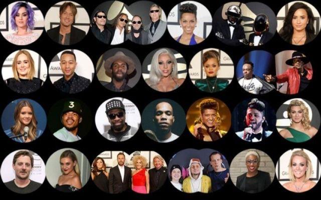 Hombre y mujer transgénero entregarán premios en los Grammy