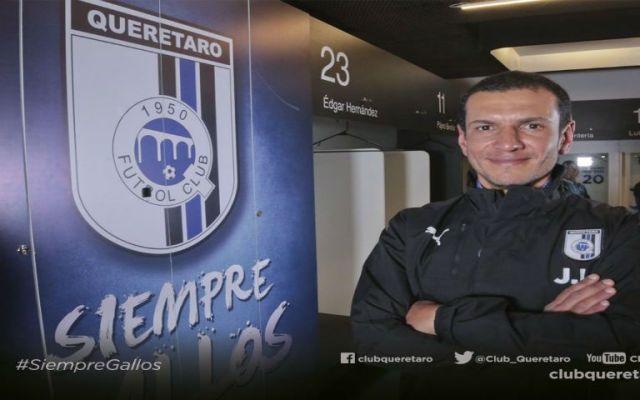 Gallos Blancos presenta a Jaime Lozano como su entrenador - Foto de Querétaro