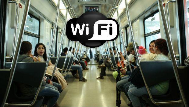 Habrá WiFi gratuito en el Metro de la Ciudad de México
