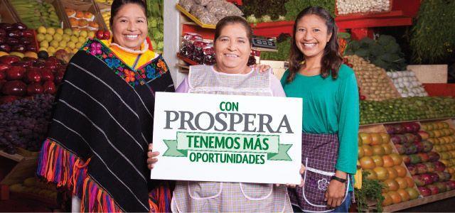 BID ofrece préstamo de 600 mdd a México para el programa Prospera