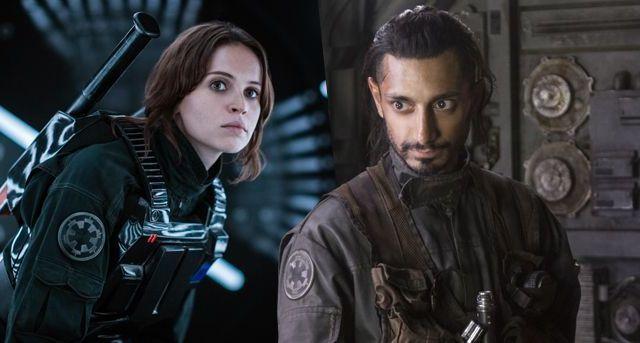"""Actores de """"Rogue One: A Star Wars Story"""" serán presentadores en los Oscar"""