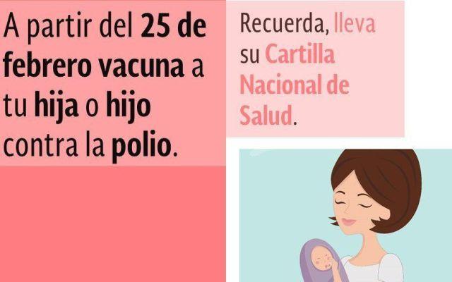 Inicia hoy la Semana Nacional de Salud - Foto de @SSalud_mx