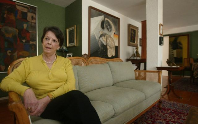 Muere Teresa del Conde, historiadora y crítica de arte - Foto de La Jornada
