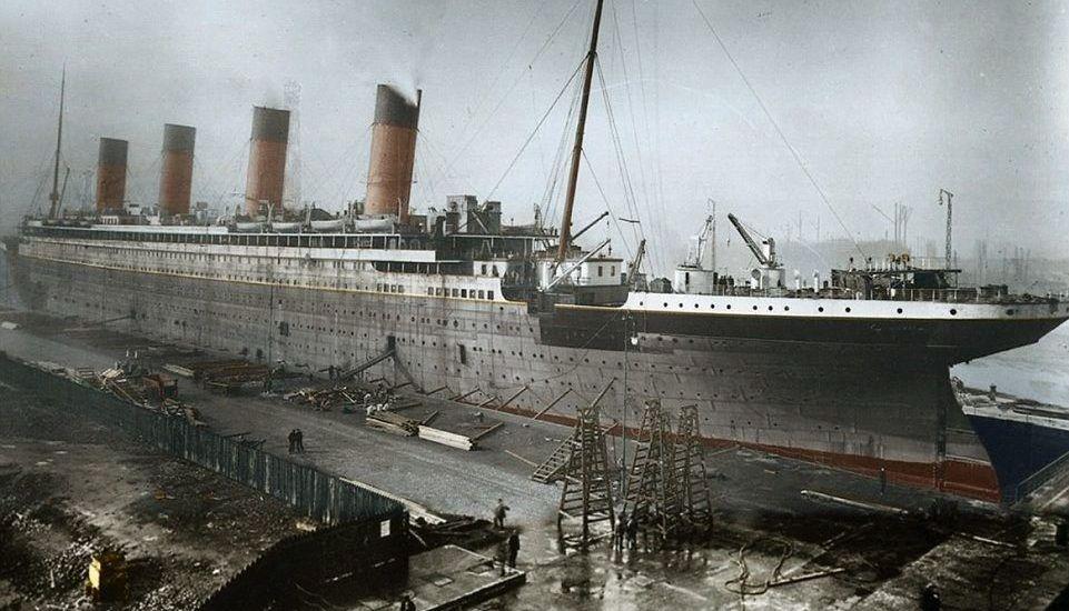Subasta carta escrita a bordo del Titanic en 166 mil dólares - Foto de Thomas Schmid