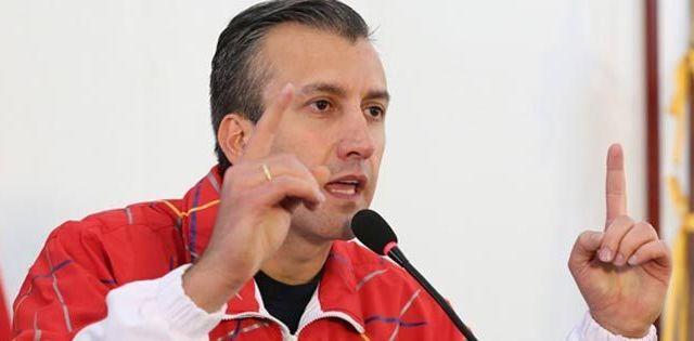 Sanción de EE.UU. es una agresión imperialista: vicepresidente venezolano - Foto de Internet