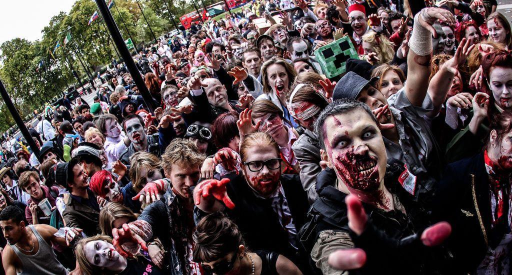 Policía ruso mató a indigentes para crear un ejército zombie