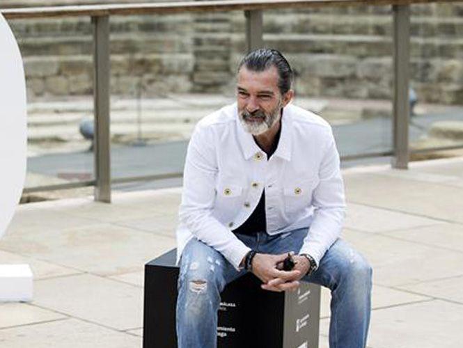 """""""Lo mejor está por venir"""": Antonio Banderas tras infarto - Foto de EFE"""