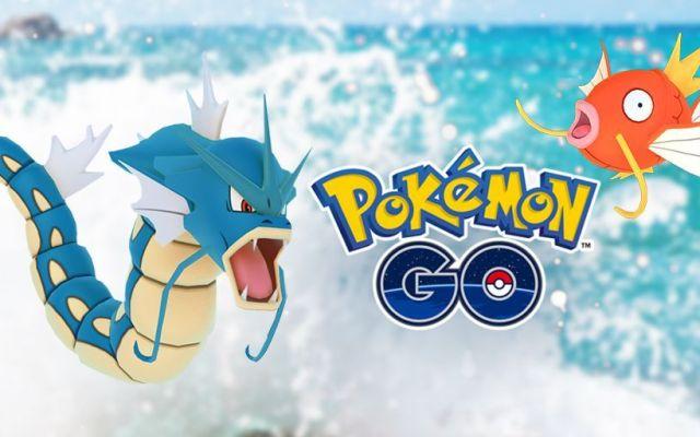 El Water Festival de Pokémon GO