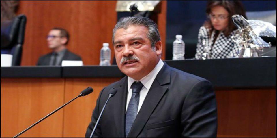Dolores Padierna asumió el cargo solo mientras se nombraba coordinador: Raúl Morón - Foto de Senado