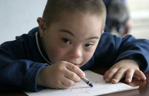 Las barreras en la educación para personas con Síndrome de Down - Foto de internet.