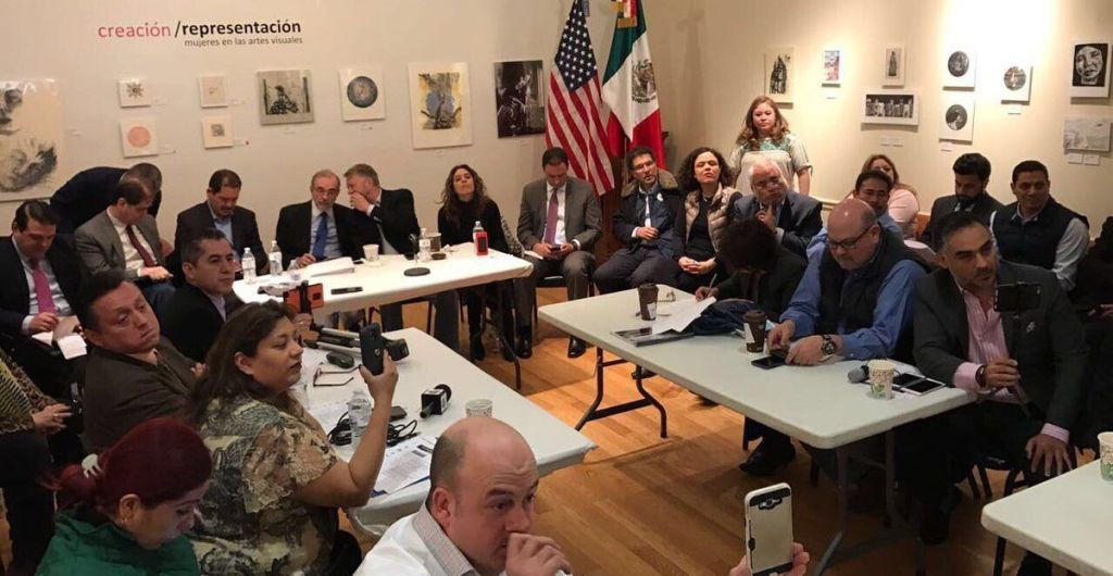 Proponen abrir 'Casas Migrante' para mexicanos deportados - Foto de @marianagc