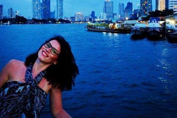 Muere la mujer que se arrojó al Támesis durante el ataque terrorista en Londres - Foto de Facebook