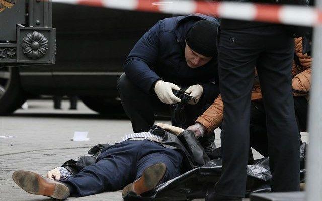 Asesinan a tiros a un exdiputado ruso