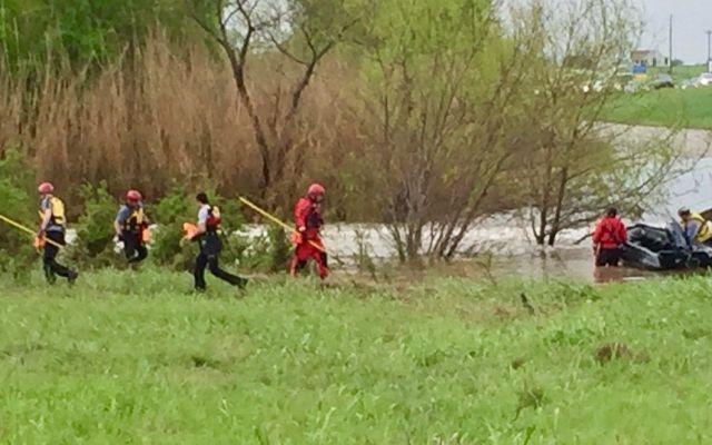 Encuentran cadáver de mujer desaparecida en Texas - Foto de Twitter