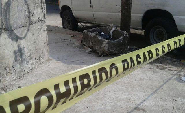 Encuentran cadáver de bebé en jardinera de Tepito - Foto de Quadratín