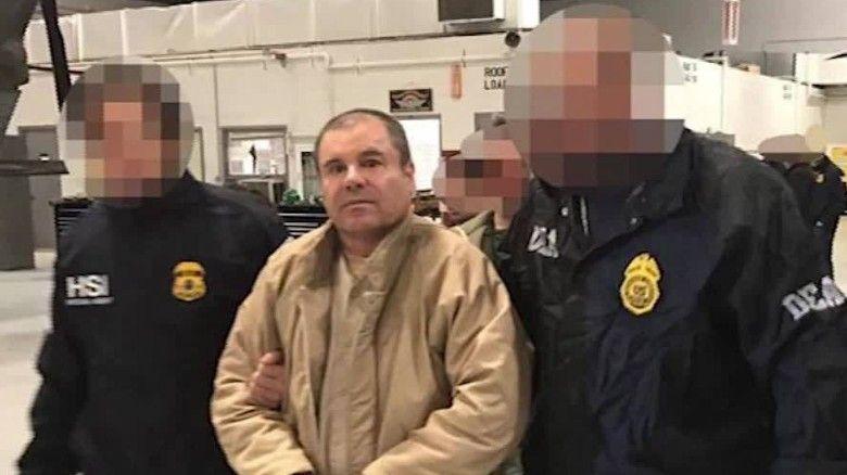 Abogados de 'El Chapo' aseguran que controlan su televisión - Foto de Internet