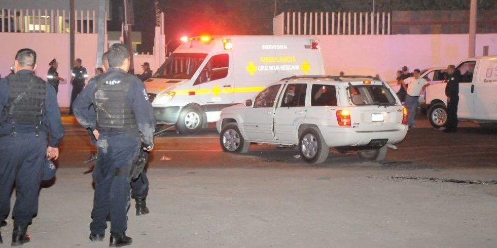 Asesinan a comandante en Culiacán - Foto de Debate