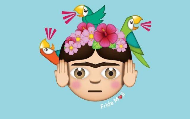 Lanzan emojis de Frida Kahlo