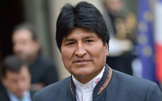 Evo Morales adelantará viaje a Cuba para cirugía de garganta - Foto de Internet