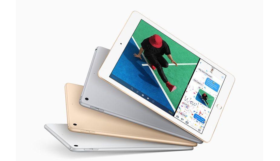 Apple presenta su nuevo iPad - Foto de Apple