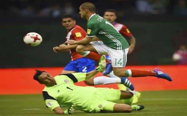 Reacciones de la prensa tica ante derrota de Costa Rica en el Azteca - Foto de Twitter