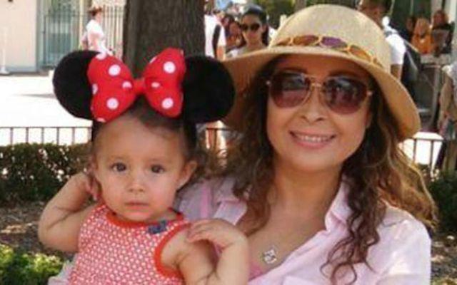EE.UU. deporta a abuela mexicana sin antecedentes criminales -  Foto de Facebook