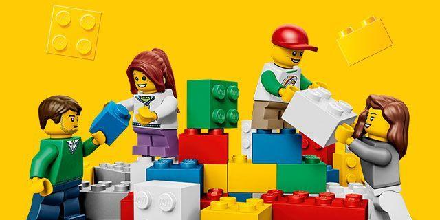 Lego reporta ventas más altas en 85 años - Foto de Internet