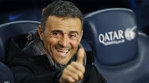 Estoy aliviado por mi decisión de salir del Barcelona: Luis Enrique - Foto de Internet