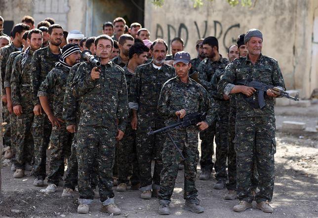 Rusia niega creación de base militar en Siria para entrenar milicias kurdas - Foto de Internet