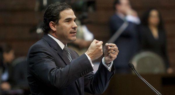 Senado no reconoce a Morón ni a Padierna como coordinadores del PRD - Foto de Internet