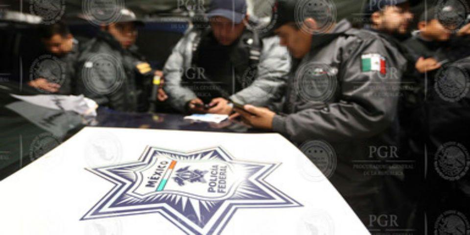 PGR desarticula banda de tráfico de personas en Baja California