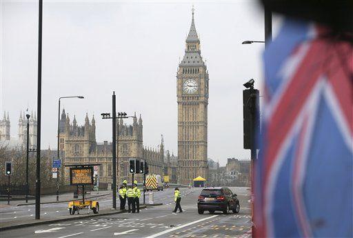 Atacante de Londres era británico y conocido por el MI5 - Foto de AP