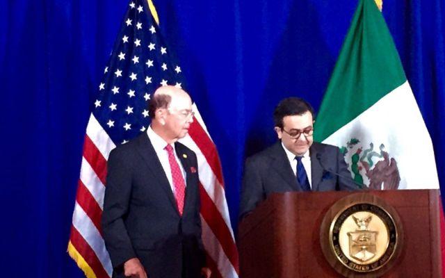 Reiniciarán México y EE.UU. diálogo sobre azúcar - Foto de @EmbamexEUA