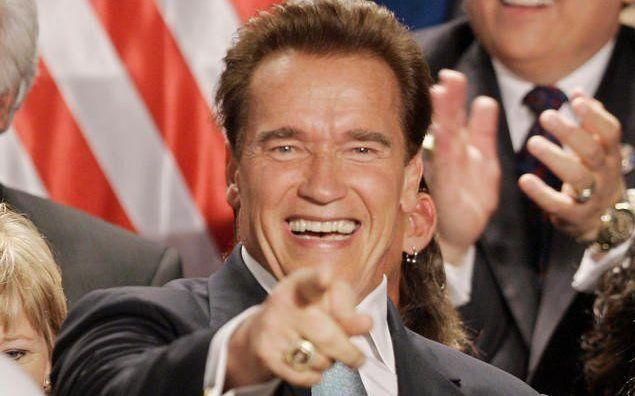 Schwarzenegger abandonará el show El aprendiz - Foto de Internet