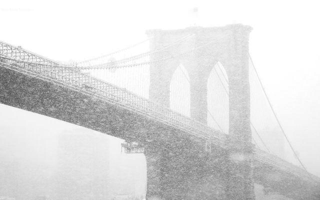 Alerta en Nueva York por llegada de tormenta de nieve - Foto de Internet