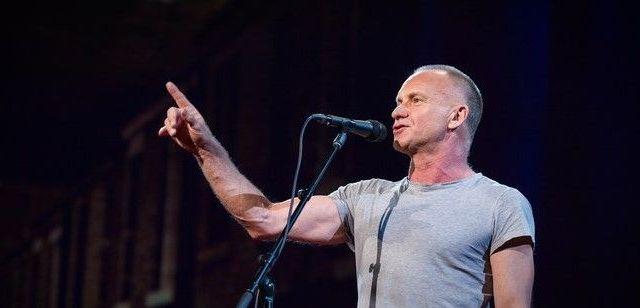 Sting abre nueva fecha en México