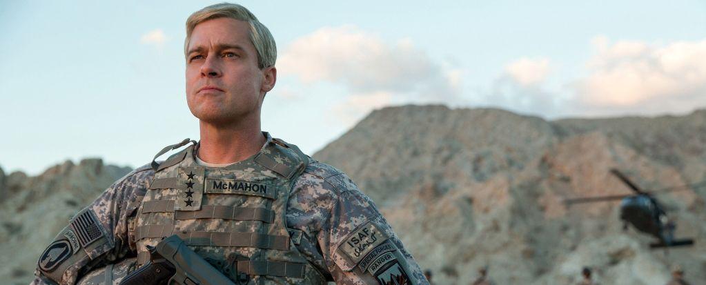 Netflix da a conocer tráiler de 'War Machine' protagonizada por Brad Pitt