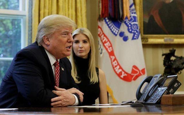 Trump quiere que un estadounidense pise Marte durante su mandato