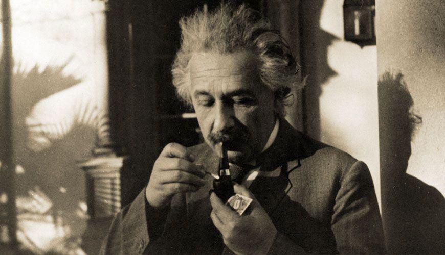 Subastarán cartas de Albert Einstein - Foto de CalTech