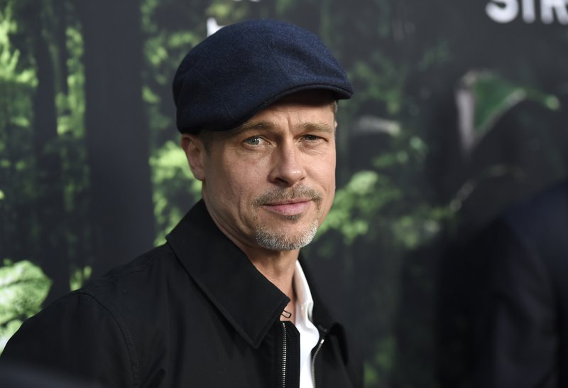 Brad Pitt reaparece en estreno de 'Lost City of Z'